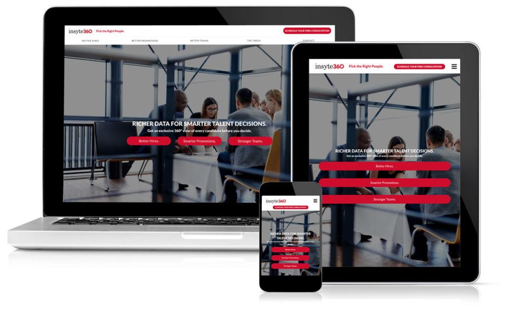 Idealogy Insyte360 Website