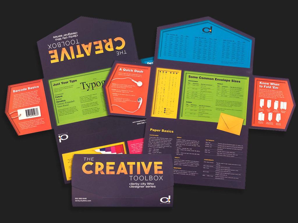 Idealogy Derby City Litho Creative Toolbox